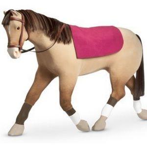 "AUTHENTIC American Girl Horse - ""Jackson"""